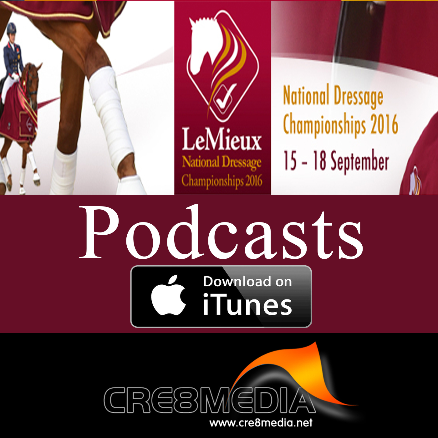 LeMieux National Dressage Championships 15 - 18 September 2016
