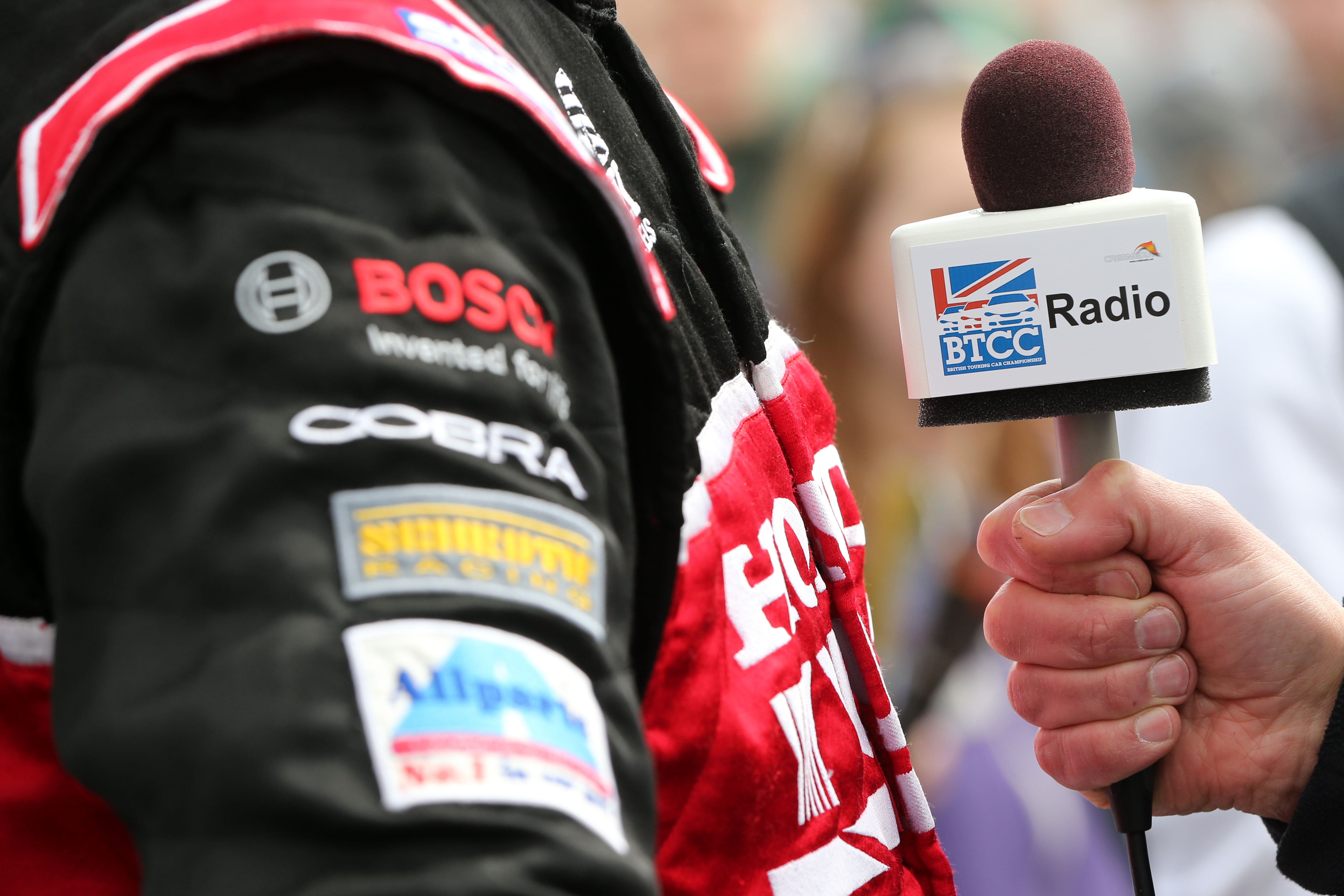 BBC Radio British Touring Car Championship
