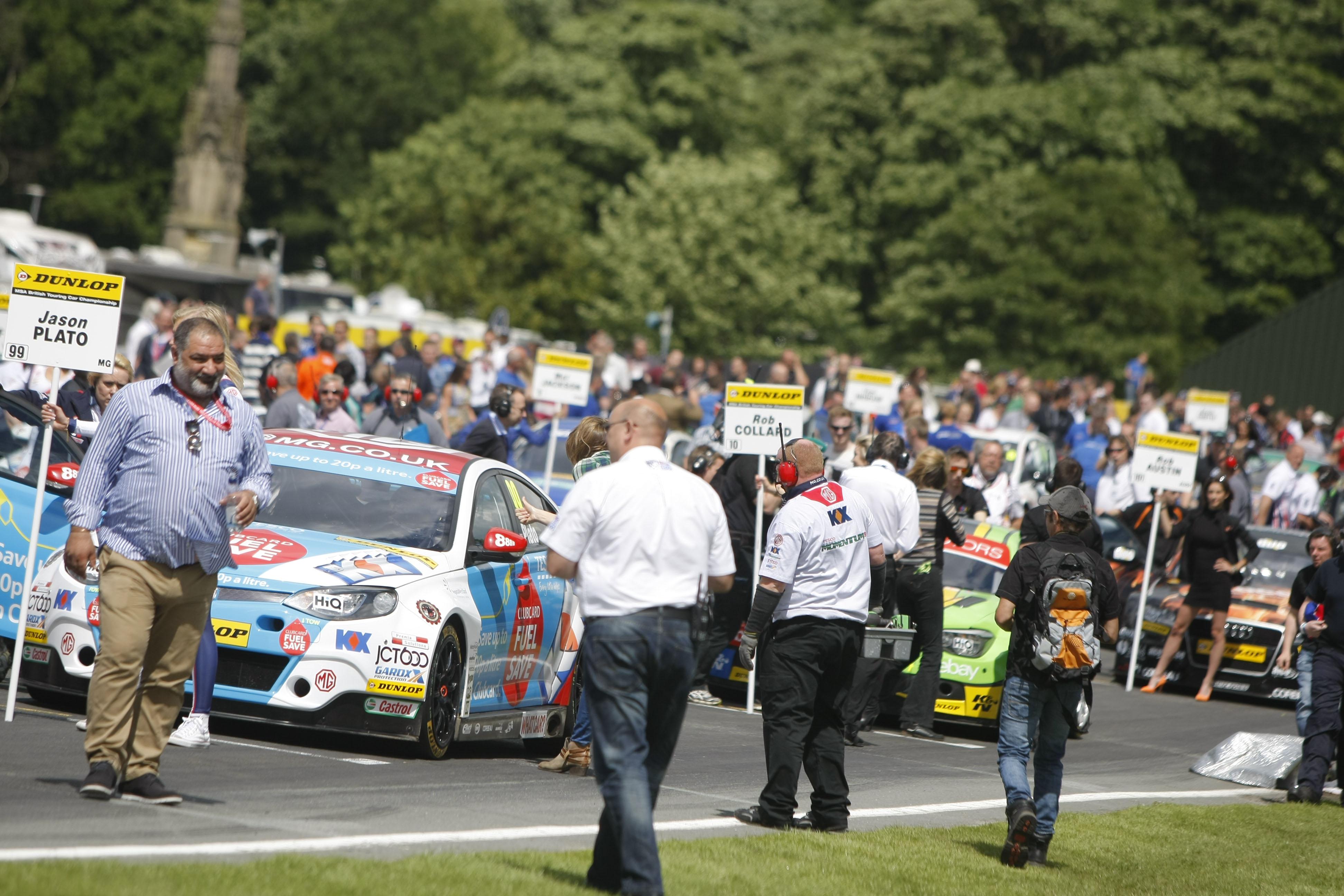 Dunlop MSA British Touring Car Championship - Oulton Park