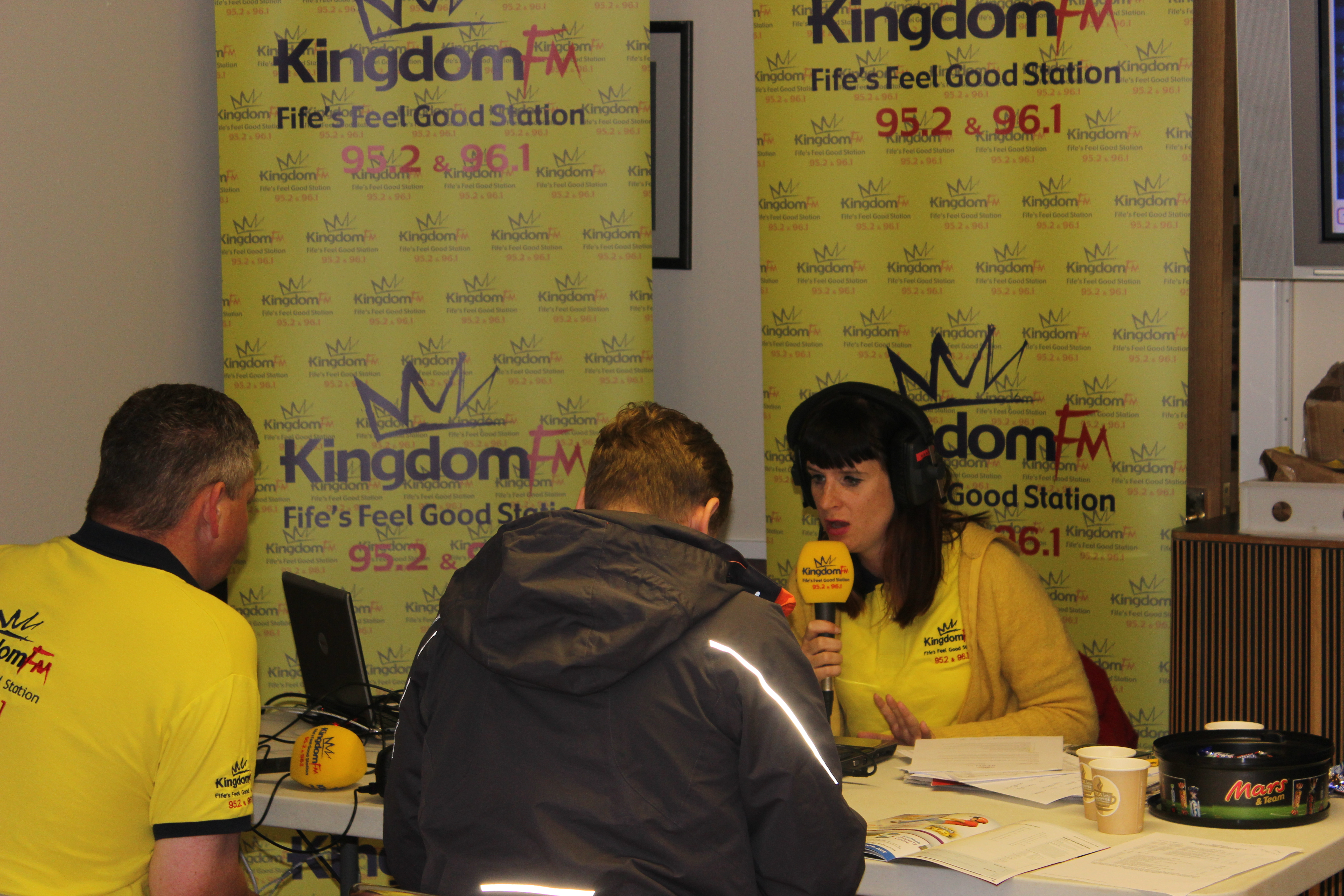 Kingdom FM - Knockhill